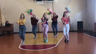 Download Поздравление танец на 8 марта  (флешмоб) Mp3 and Videos