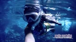Marianas Trekking Blue Grotto