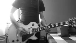 Indochine Traffic Girl Cover Guitare