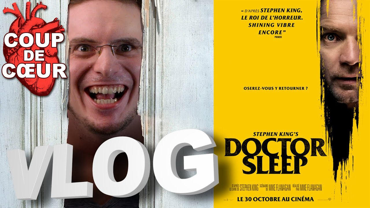 Vlog #618 - Doctor Sleep