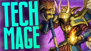 Overly Teched Mage | Part Two | Rise of Shadows | Hearthstone