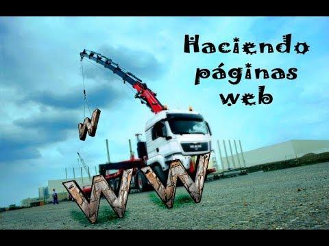 Haciendo Páginas Web