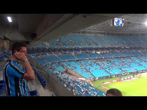 Camarotes Arena do Grêmio