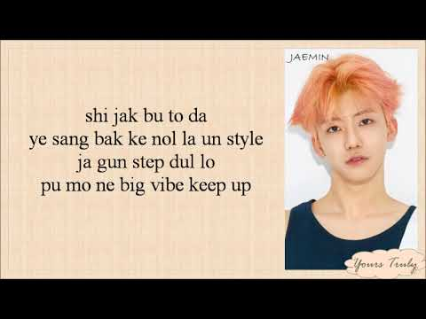 Descargar Video NCT DREAM - We Go Up (Easy Lyrics)