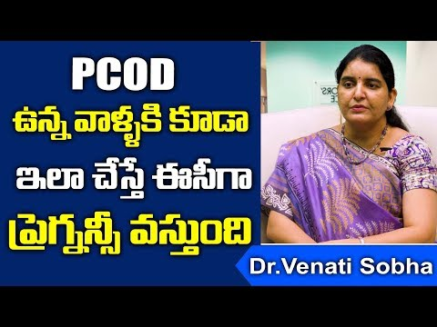 Can You Get Pregnancy If You have PCOD?    PCOD Symptoms and Treatment    DoctorsTV