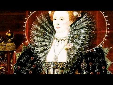 The Queenes Alman - William Byrd on virginal