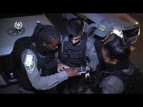 Police arrest operation in East Jerusalem