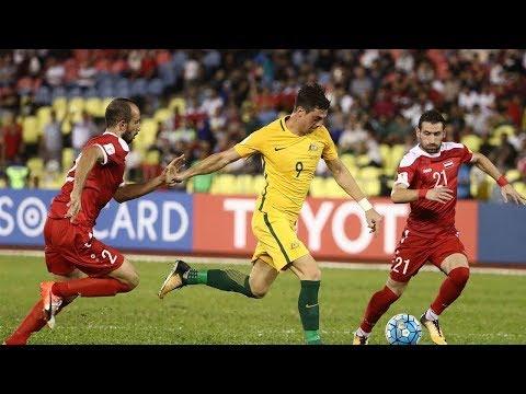 Syria vs Australia - 2018 AFC WCQ Playoff 1st Leg - FULL MATCH
