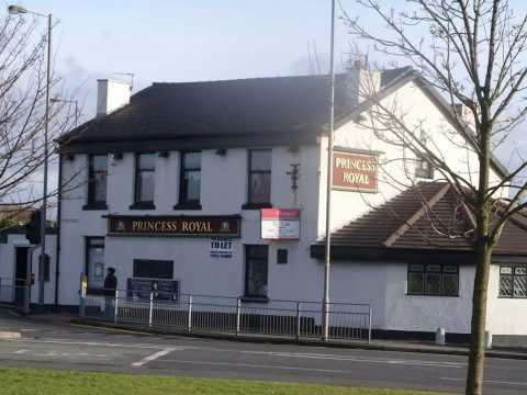 St Helens Pubs