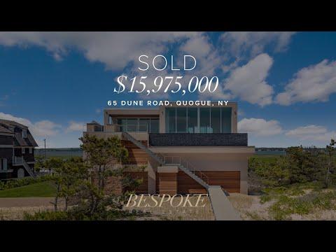 65 Dune Road, East Quogue - Hamptons Real Estate