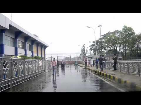 Sylhet City Tour 04 - Sylhet Airport View -Bangladesh City Tour -  Visit In Sylhet - Bangladesh Tour