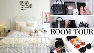 MY ROOM TOUR 2017 | White & Modern