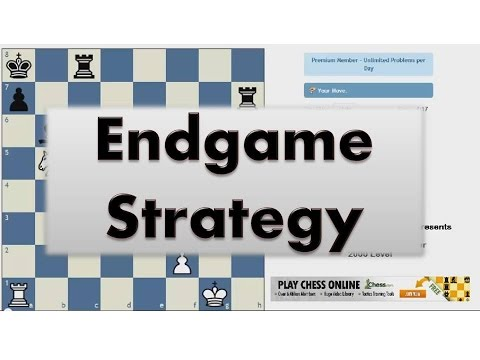 Chess Endgames #006 - Najdorf vs Averbakh - The right exchange