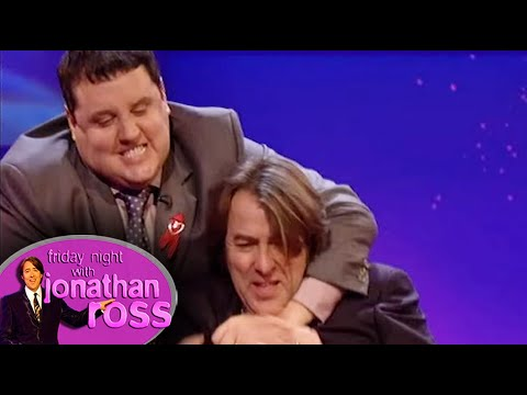 Peter Kay To Remake DIE HARD | Friday Night With Jonathan Ross | Dead Parrot