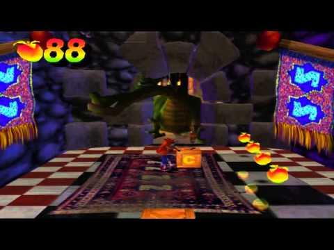 Guia Crash Bandicoot 4 Venganza de cortex 106% GEMA VERDE Level 3, 4, 5