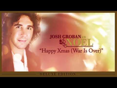 Josh Groban - Happy Xmas (War Is Over) [OFFICIAL AUDIO]
