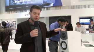 EN - Soavo Speakers / Yamaha @ IFA 2013