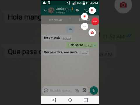 Chat Con Sprint