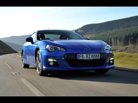 Subaru BRZ review and roadtrip   evo REVIEW