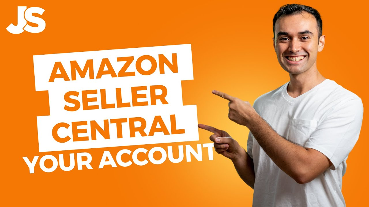 Amazon Seller Central Tutorial | Account Setup | Jungle Scout