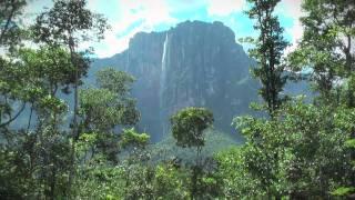 World's highest waterfall: Angel Falls/Salto Angel