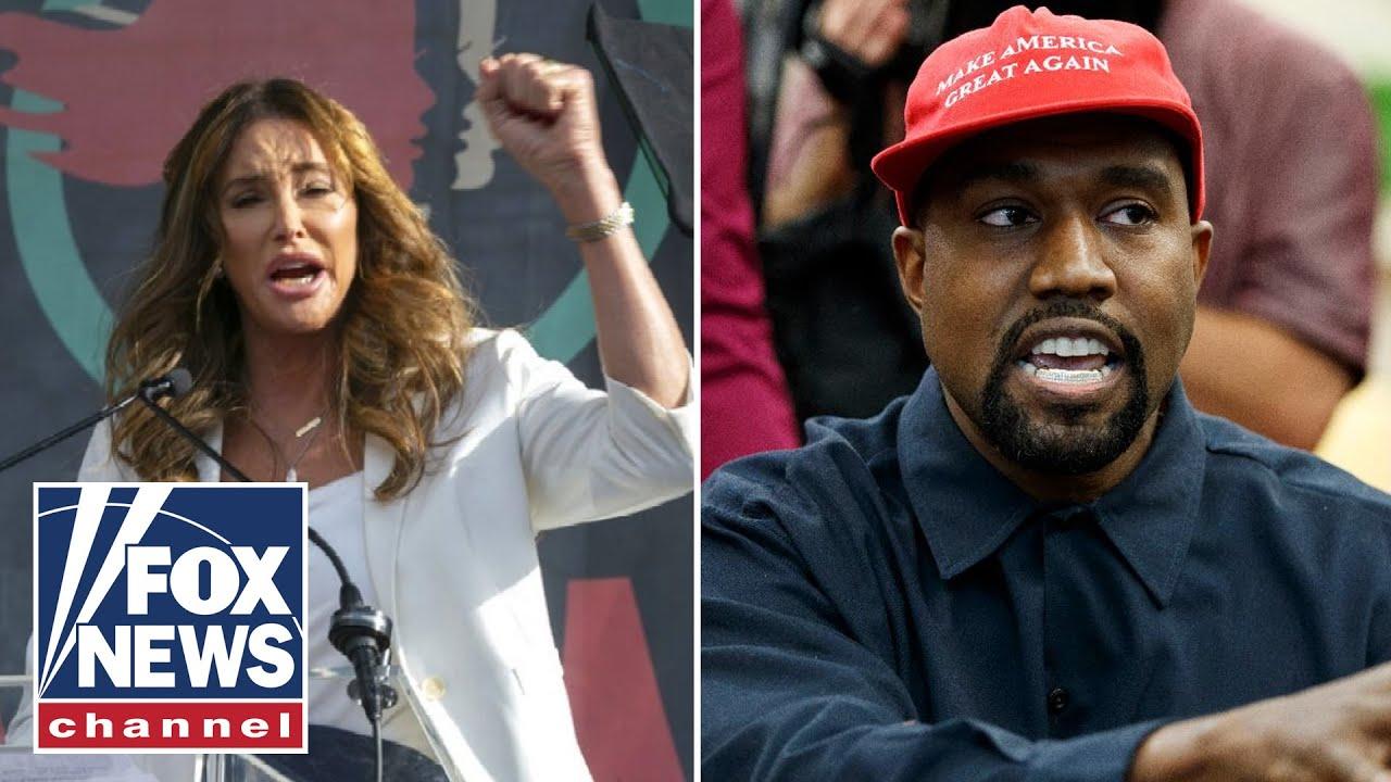 Caitlyn-Kanye bid for the White House? Jenner weighs in | Fox Across America