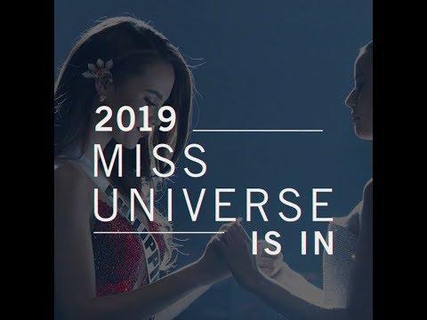 2019 MISS UNIVERSE IN ATLANTA, GEORGIA USA