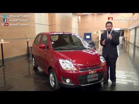 Nuevo Chevrolet Spark LIFE 2014 en Colombia - Lanzamiento oficial