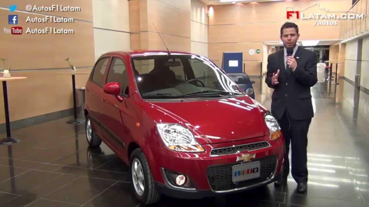 Nuevo Chevrolet Spark LIFE 2014 en Colombia - Lanzamiento ...