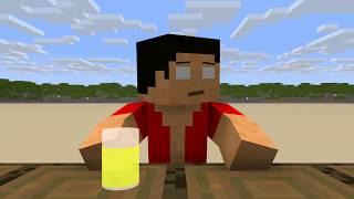 Herobrines Hot Date 3 - Minecraft Animation