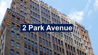 2 Park Avenue, New York, NY 10016