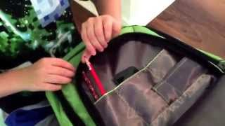 Minecraft Creeper Backpack Review