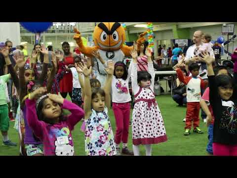 123 Dance With Me Kids Party