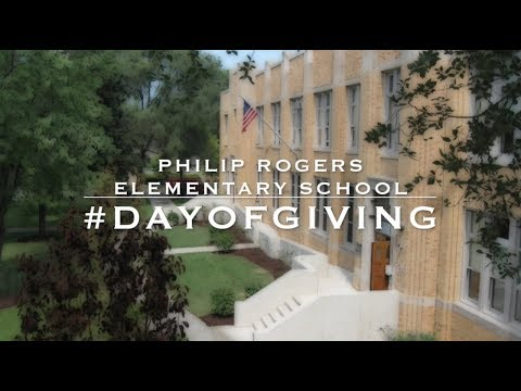 Friends Of Rogers School #DAYOFGIVING, #GIVINGTUESDAY