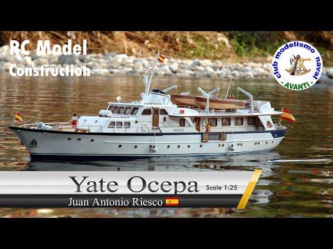 Yate Rc OCEPA   Model Scale 1:25