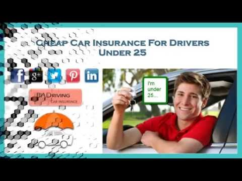 Quotes For Cheap Car Insurance For New Drivers Under 25 With Quick Approval