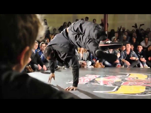 Let The Music Play - Shannon  (Breakdance BBoy Battle )