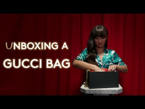 Unboxing A Gucci Bag | Sooo Nice