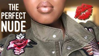 THE PERFECT NUDE LIP FOR DARK SKIN | CELEBEAUTI21