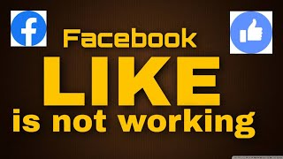 Unblock Facebook like button