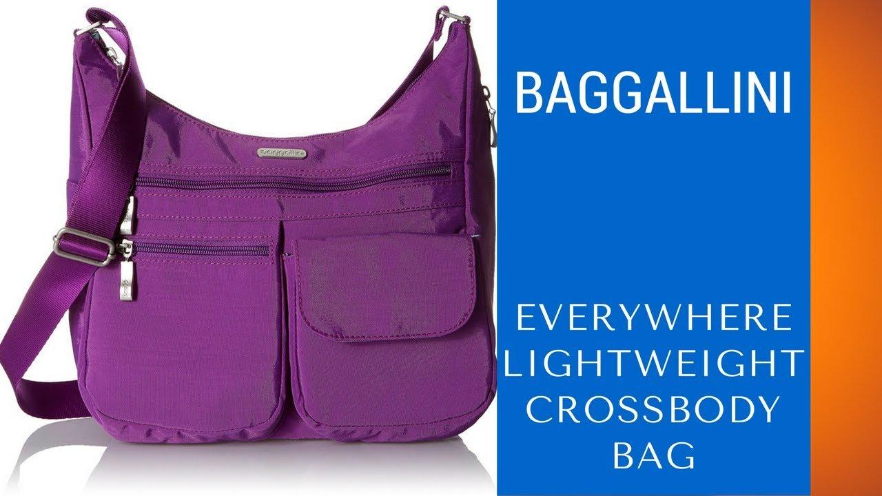 Gest Crossbody Bag Baggallini Everywhere Lightweight