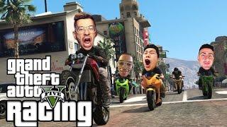 TEAM ALBOE RACING #3 | GTA 5 Funny Moments (GTA 5 Online Races)