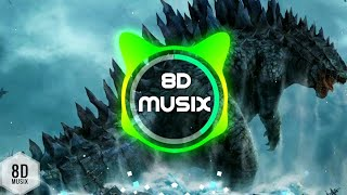 Eminem - Godzilla ft. Juice WRLD (8d audio) | Bass boosted | 8d musix