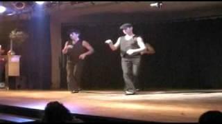 """Giovanni Palmieros Salsambo Dancers / Tito Puente """"Mambo gozon"""""""