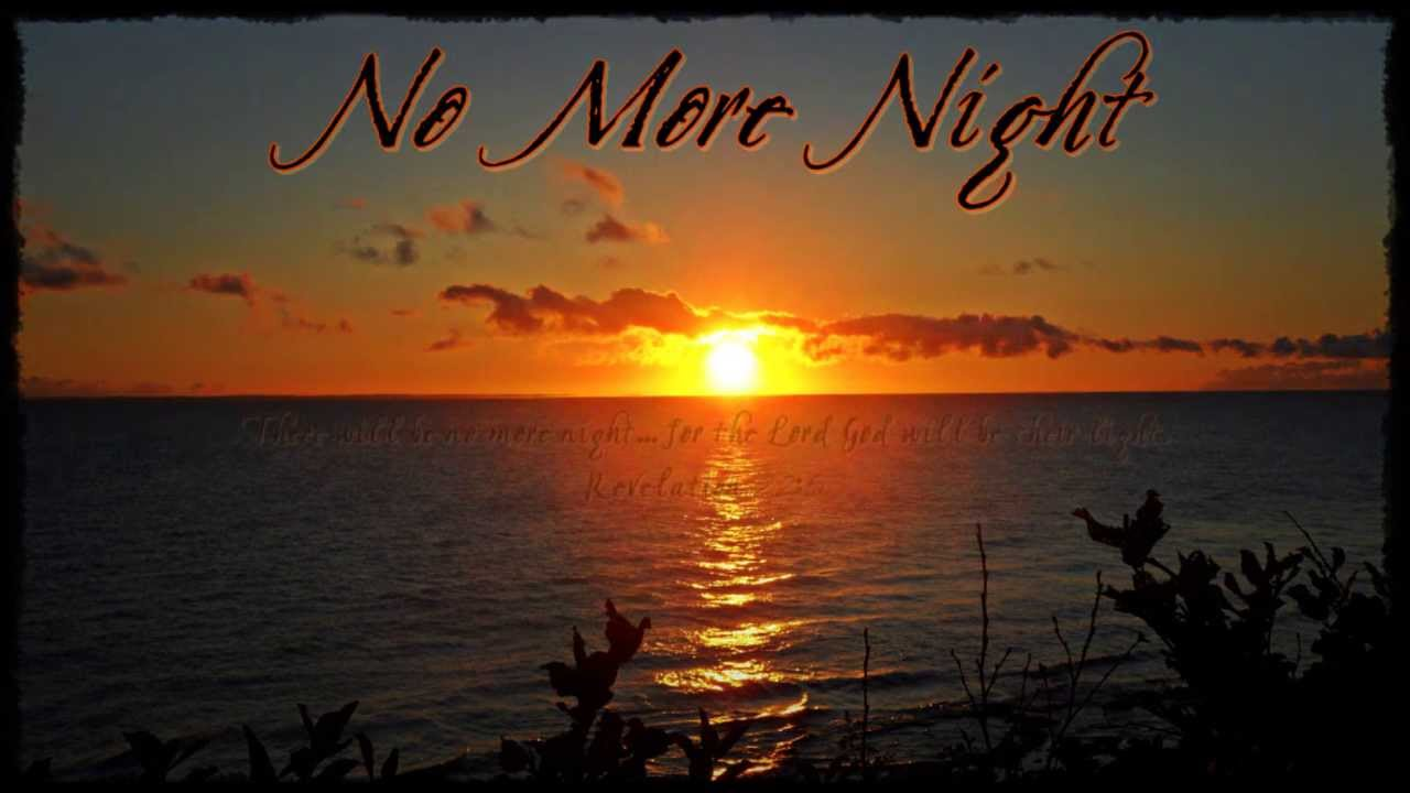 No more night the heritage singers youtube for More com