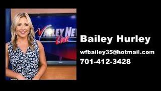 Bailey Hurley MMJ Reporter Reel 2019