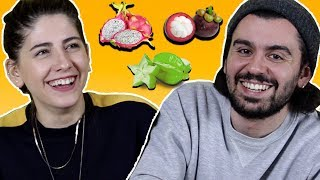 Gençler Yemekte: Egzotik Meyveler