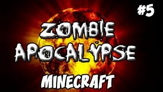 Minecraft: Zombie Apocalypse | Ep.5, Dumb and Dumber