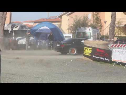 LUCA LORENZONI - taxi rally  1* master show Castagneto Carducci 4 DICEMBRE 2016