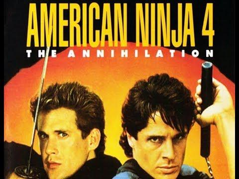 American Ninja 4 - action - 1990 -  trailer